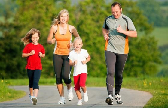 Як зробити фізичну активність частиною життя дитини