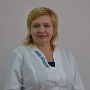 Синовець Олена Миколаївна